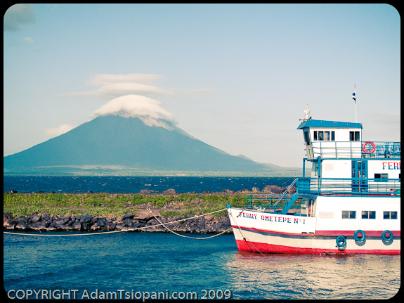 Isla de Ometepe